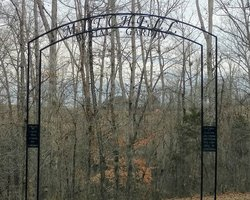 Mitchell Burial Garden