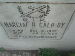Marcial B. Calo-oy