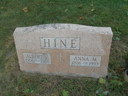 Anna M Hine