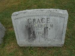 Marguerite M Grace