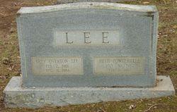 Ruth Hester <I>Fowler</I> Lee