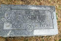 Joseph Ray Nicholson