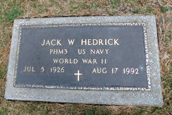 Jack W. Hedrick