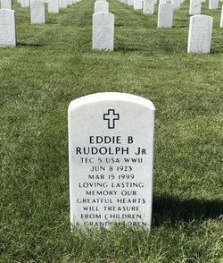 Eddie Boyd Rudolph Jr.