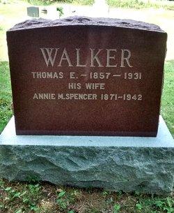 Annie M. <I>Spencer</I> Walker