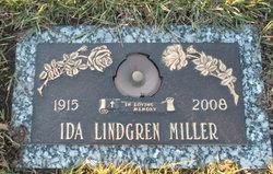 Ida <I>Lindgren</I> Miller