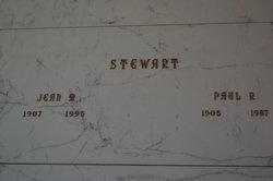 Paul R Stewart