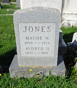 Maude <I>Wilson</I> Jones