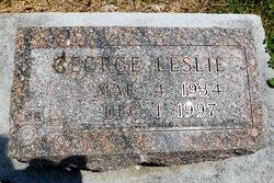 George Leslie Wright