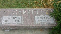 Dorothy M <I>Harris</I> Bennett