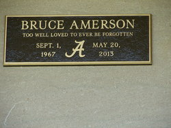 Bruce LaDon Amerson