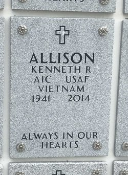 Kenneth Ronald Allison