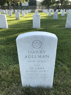Harry Adelman