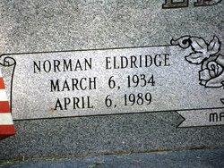 Norman Elderidge Edwards