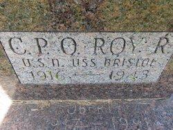 CPO Roy Roland Strieter