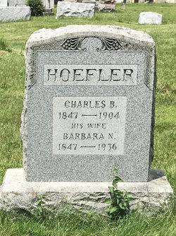 Charles Phillip Bernard Hoefler