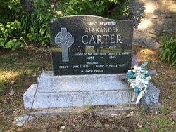 Rev Alexander Carter
