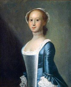 Mary <I>Broughton</I> Motte