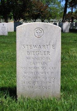 Stewart E Biegler