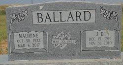J D Ballard