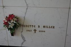 Antonette <I>Bellavia</I> Miller