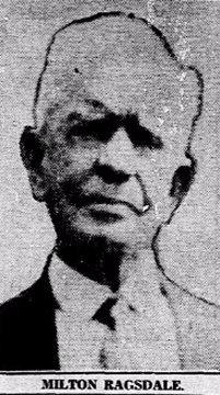 Milton Estil Black Ragsdale