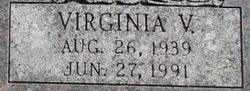 Virginia V. <I>Andrews</I> Fischer