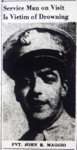PFC John D Maggio