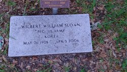 Wilbert William Sloan
