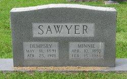 Minnie <I>Dunford</I> Sawyer