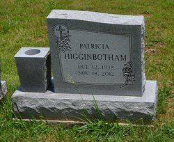 Patricia Ann <I>Elkins</I> Higginbotham