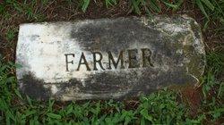 Sarah <I>Barley</I> Farmer