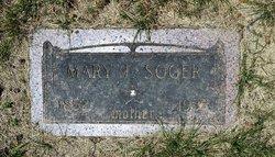 Mary Frances <I>Summers</I> Soger