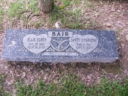 Janet Charlene <I>Bishop</I> Bair
