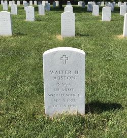 Walter Houston Abston