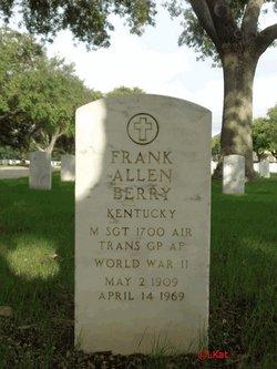 Frank Allen Berry