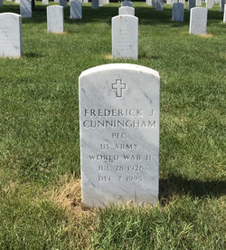 Frederick J Cunningham