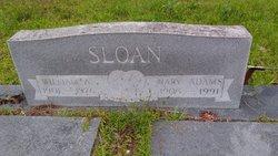 Mary Lynn <I>Adams</I> Sloan