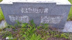Adeline <I>Jacobs</I> Blount