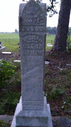 William M. Sloan, Jr