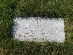 Dorothy C Simpson