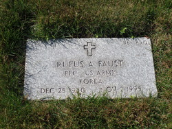 Rufus A Faust
