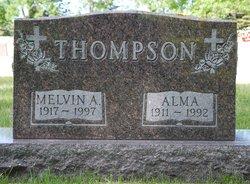 Alma M. Thompson