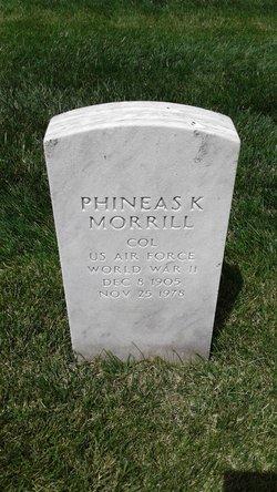 Col Phineas K Morrill