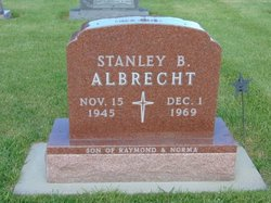 Stanley B Albrecht