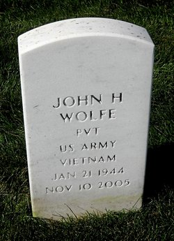 John H. Wolfe