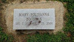 Mary Pollyanna <I>Boughan</I> Delano