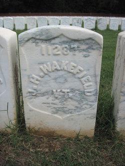 Joseph H Wakefield