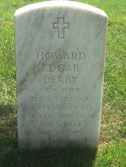Howard Edgar Derby