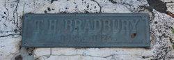 Theodore Harold Bradbury